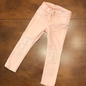 Toddler girl skinny jeans with stretch!